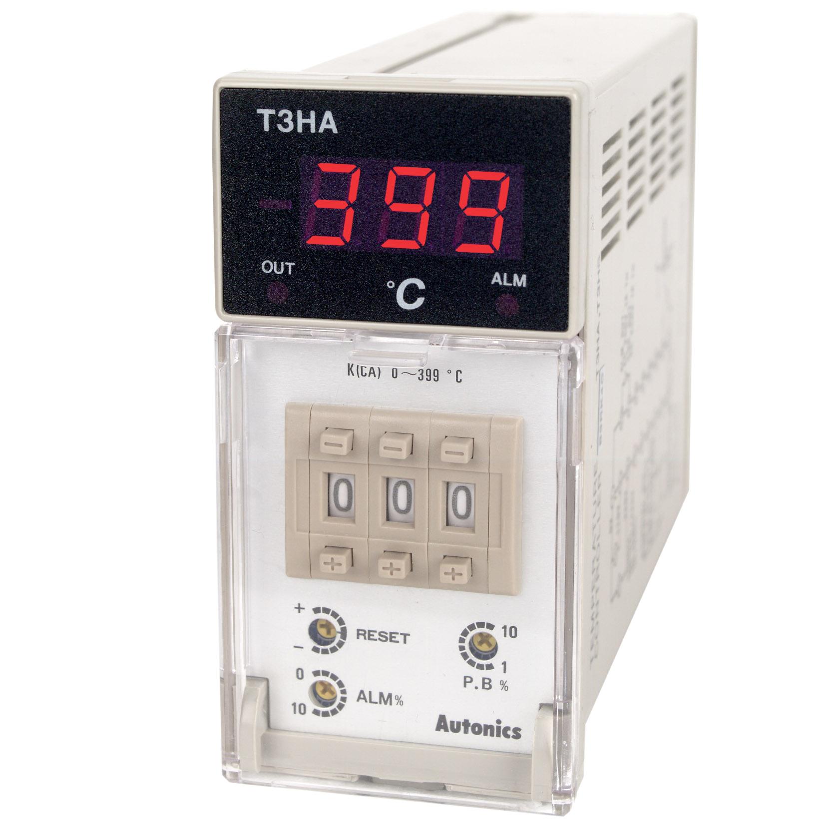 Регуляторы температуры, AutonicsT3HS